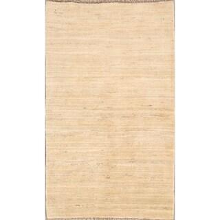 "Qashqai Gabbeh Traditional Modern Shiraz Persian Handmade Area Rug - 4'8"" x 3'6"""