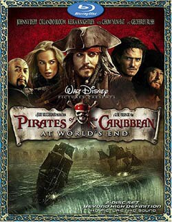 Pirates of the Caribbean: At World's End (Blu-ray Disc)