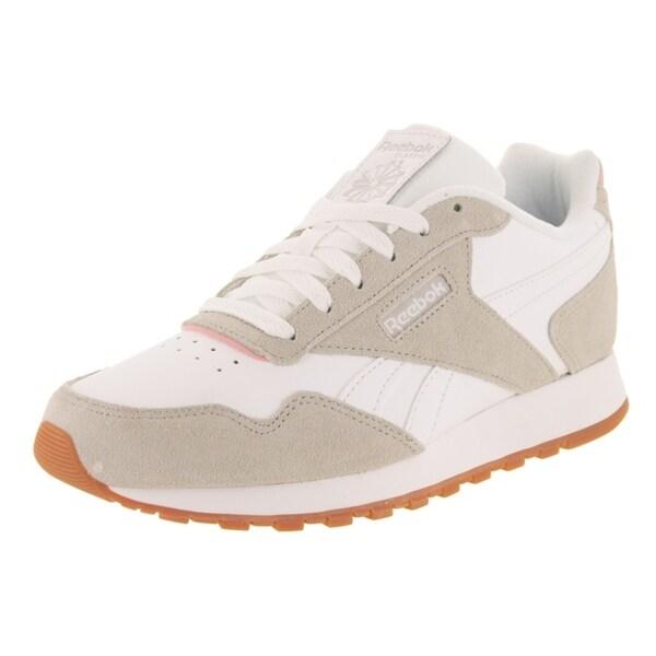 269ca0dfa2b3f Shop Reebok Women s Classic Leather Harman Run Casual Shoe - Free ...