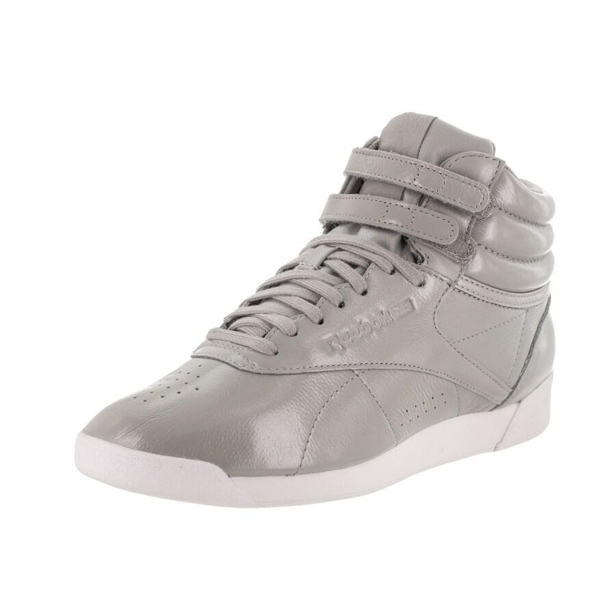 1433c289f Shop Reebok Wonen's F/S Hi Iridescent Casual Shoe - Free Shipping Today -  Overstock - 26481615