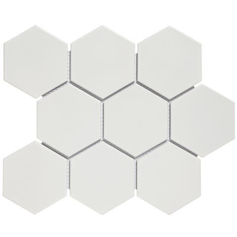 . Hexagon Tile   Find Great Home Improvement Deals Shopping at Overstock