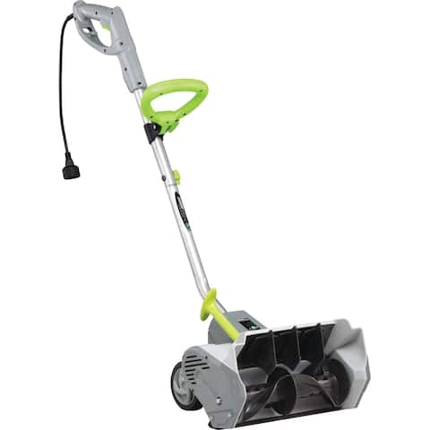 Earthwise 16- Inch Corded 12 Amp Snow Thrower
