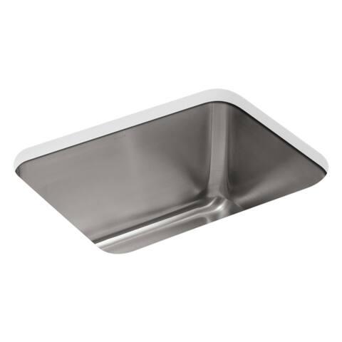 "Kohler Undertone 23"" X 17-1/2"" X 11-5/8"" Under-Mount Utility Sink"