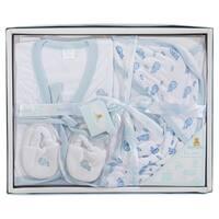 Big Oshi 5 Piece Terry Layette Gift Set