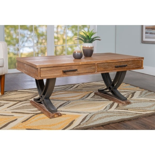 Brock Cocktail Table