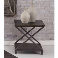 Shop Cyan Design 05230 Portman End Tables Free Shipping