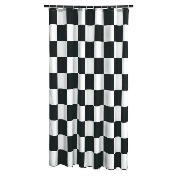 Shop Gamma Extra Long Shower Curtain 78 X 72 Inch