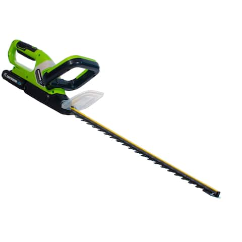 Earthwise 20- Inch Lithium Ion 20 Volt Hedge Trimmer