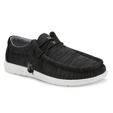 Reserved Footwear Men's The Rookery Low top Boat Shoe