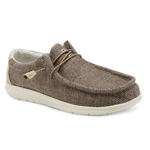 Reserved Footwear Men's The Highmoor Low top Boat Shoe