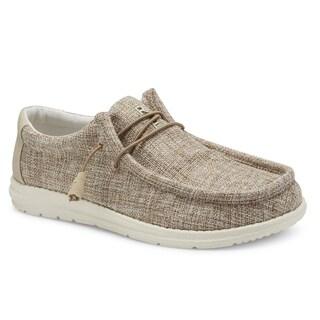 Reserved Footwear Men's The Aldous Low top Boat Shoe