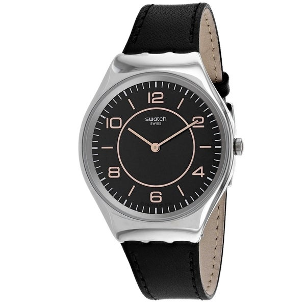 be290f845848 Shop Swatch Men s Skin Irony SYXS110 Watch - N A - Free Shipping Today -  Overstock - 26483454