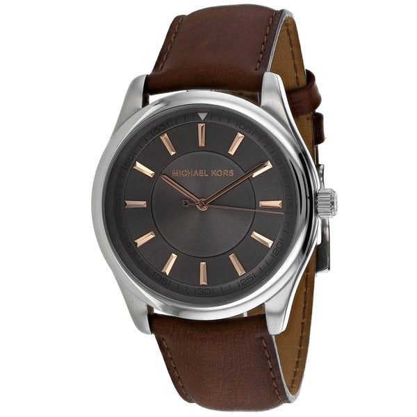 b07c54648f45 Shop Michael Kors Men s Classic MK8527 Watch - N A - Free Shipping Today -  Overstock - 26483483
