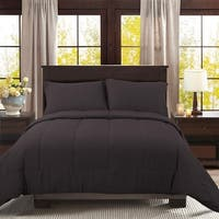 HONEYMOON HOME FASHIONS Seersucker Comforter Set Bedding 3 Pieces