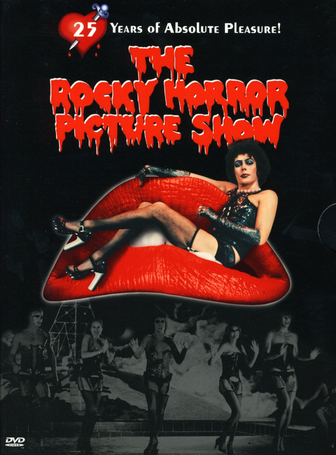 Rocky Horror Picture Show 25th Anniversary Edition (DVD)