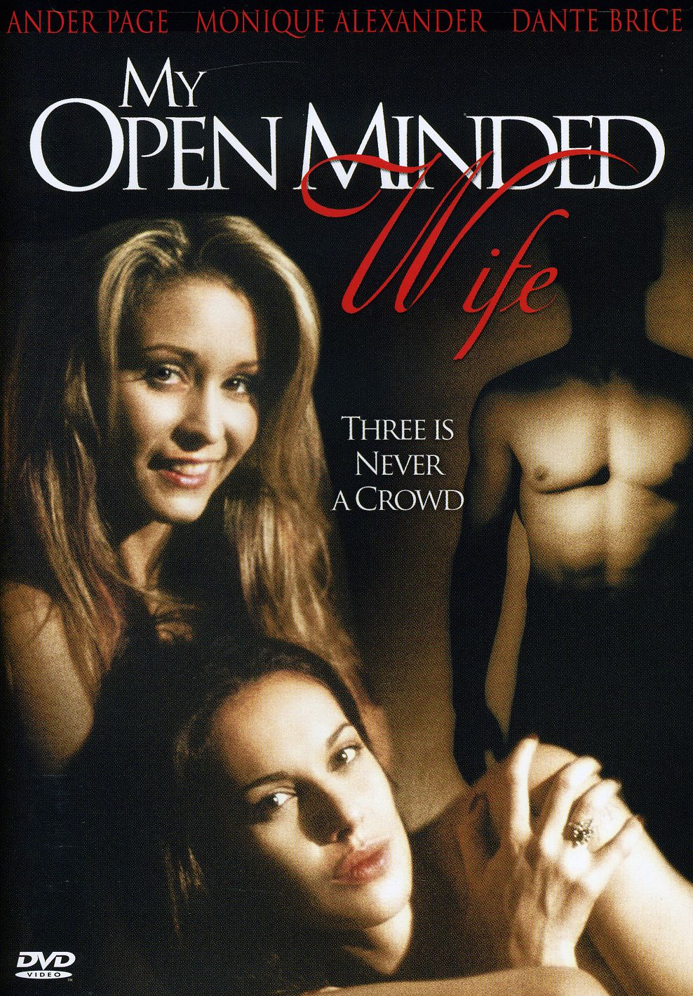 My Open Minded Wife (DVD)