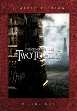 Lord of the Rings: The Two Towers (DVD)