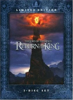Lord of the Rings: The Return of the King (DVD)
