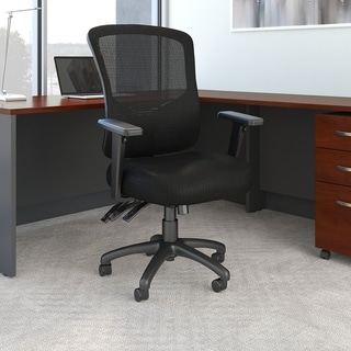 Custom Comfort High Back Multifunction Mesh Executive Office Chair