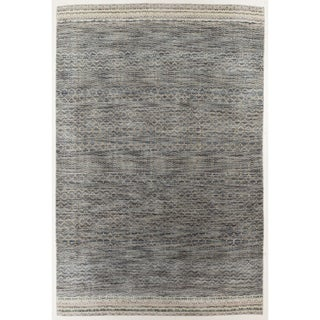Modern Handloomed Rug - 6' x 9'/Surplus