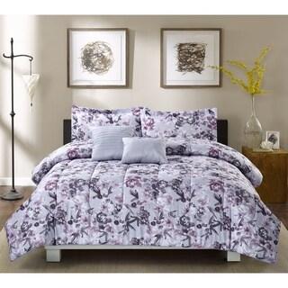 Dusty Dream 5-Piece Comforter Set