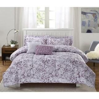 Amanda 5 -Piece Comforter Set