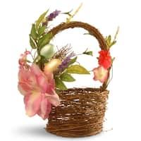 "12"" Decorated Basket"