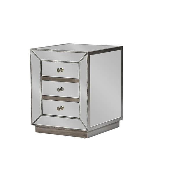 Shop Maguire 3 Drawer Nightstand Set Of 2 Overstock 26507826
