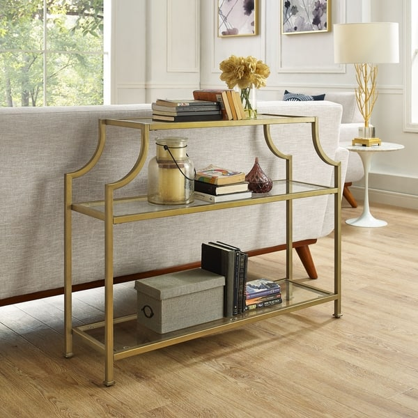 Aimee Gl Console Table Free Shipping Today