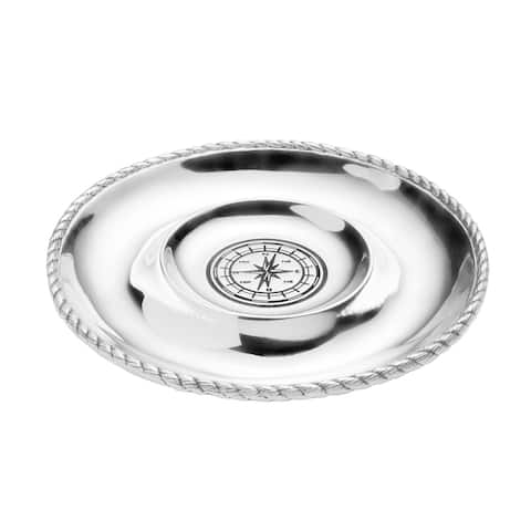 Wilton Armetale Nautical Chip and Dip