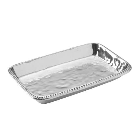 Wilton Armetale River Rock Bread Tray