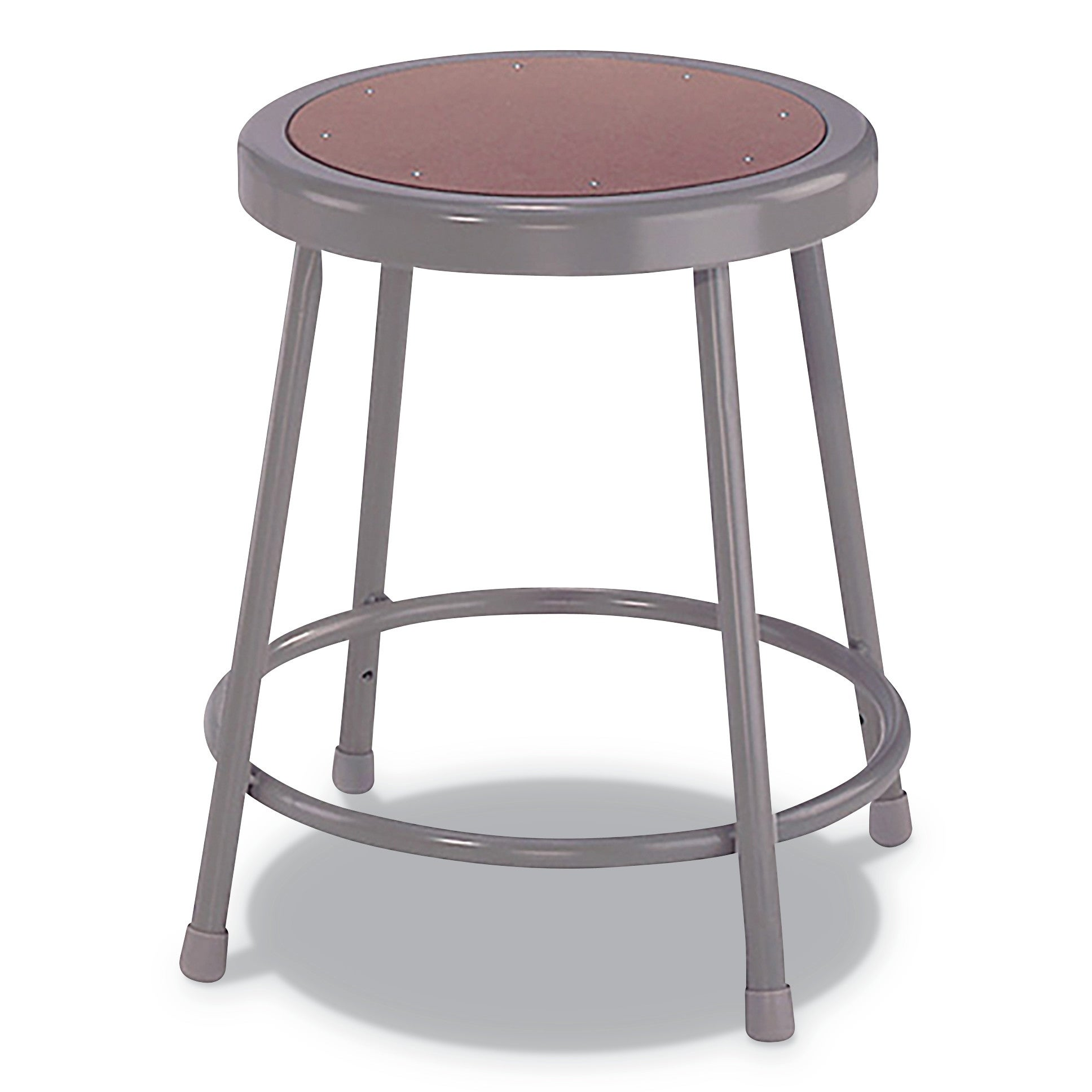 Astonishing Alera Brown Grey Industrial Stool Cjindustries Chair Design For Home Cjindustriesco