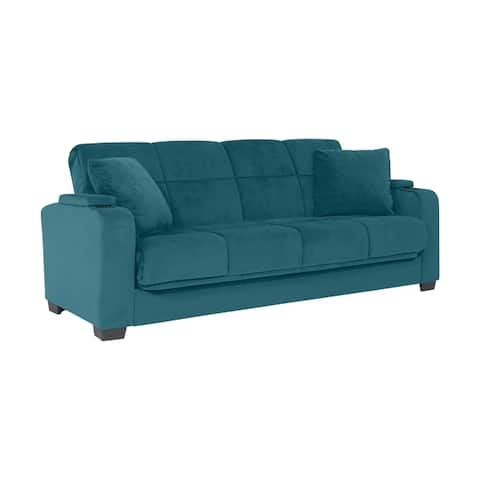 Buy Blue, Sleeper Sofa Online at Overstock   Our Best Living ...