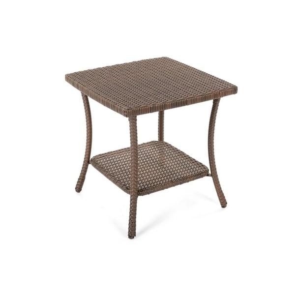Outdoor Garden Patio Furniture End Table