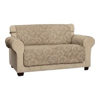 Lemont Scroll Jacquard Sofa Furniture Cover Slipcover