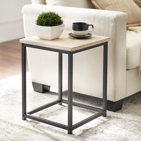 angelo:HOME Lander End Table. Opens flyout.