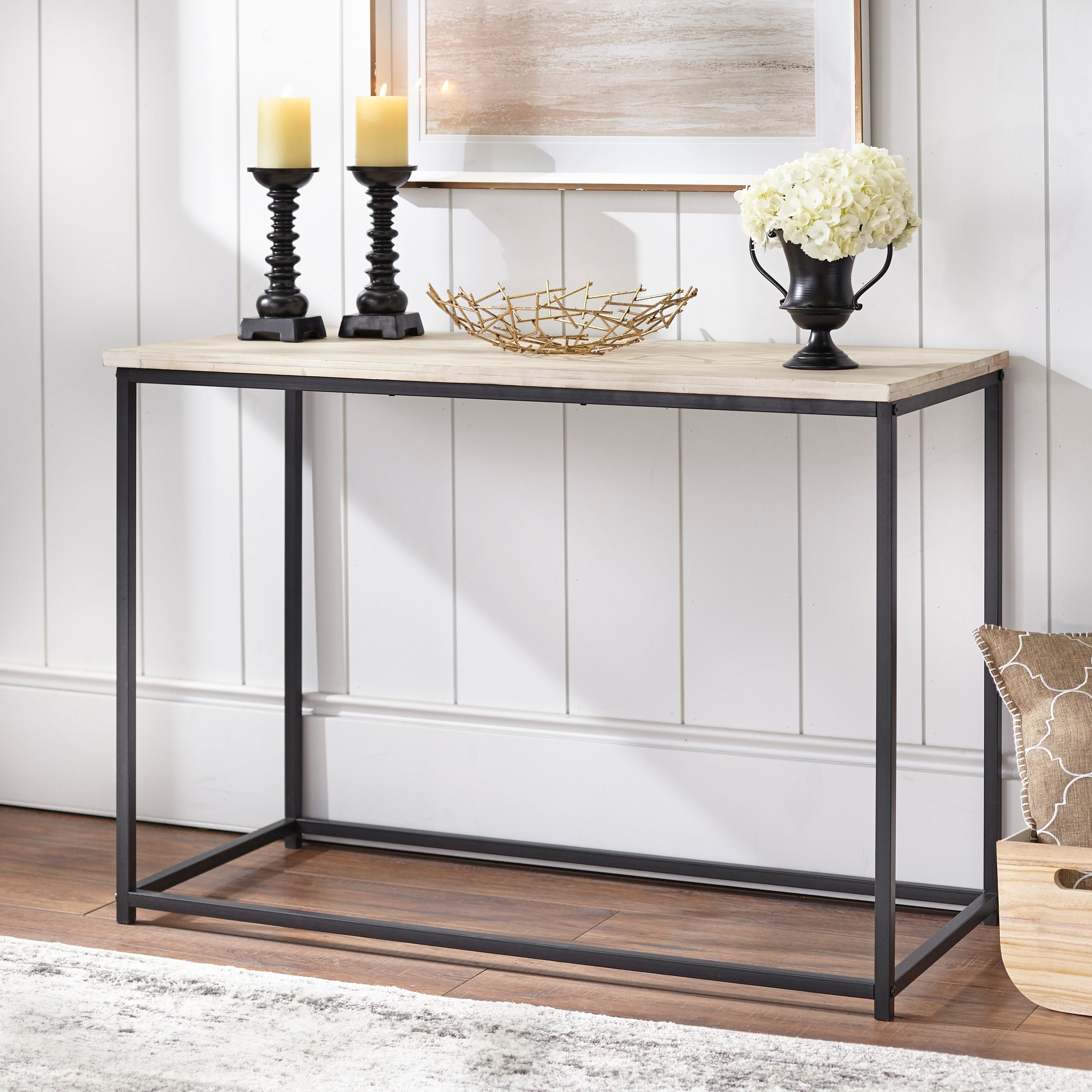 Angelo Home Lander Console Table