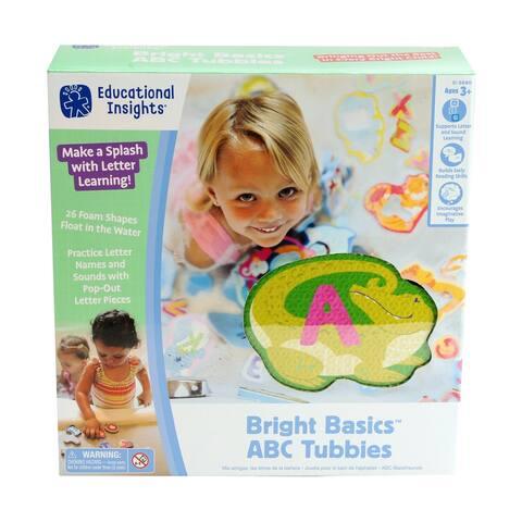 Bright Basics ABC Tubbies