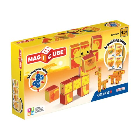 Magicube Safari Park: 14 Pcs