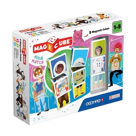Magicube Mix & Match: 9 Pcs