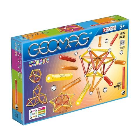 Geomag Color: 64 Pcs