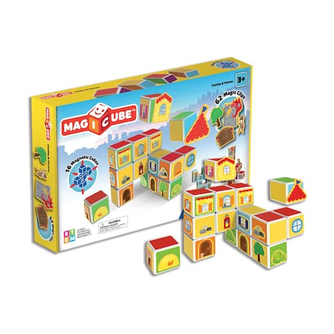 Magicube Castles & Homes: 16 Pcs