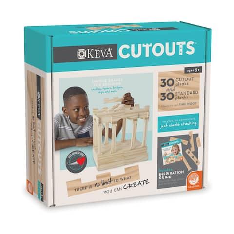 KEVA Cutouts