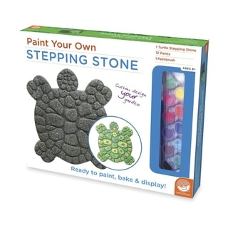 Link to Paint Your Own Stepping Stone - Turtle Similar Items in Games & Puzzles