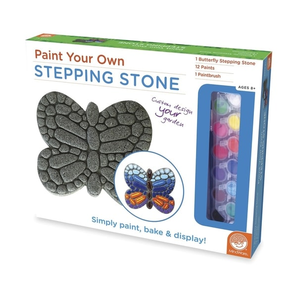 Paint Your Own Stepping Stone - Butterfly. Opens flyout.