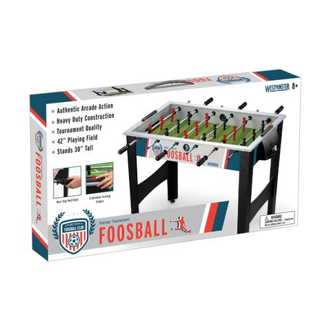 42-inch Premier Tournament Foosball Table