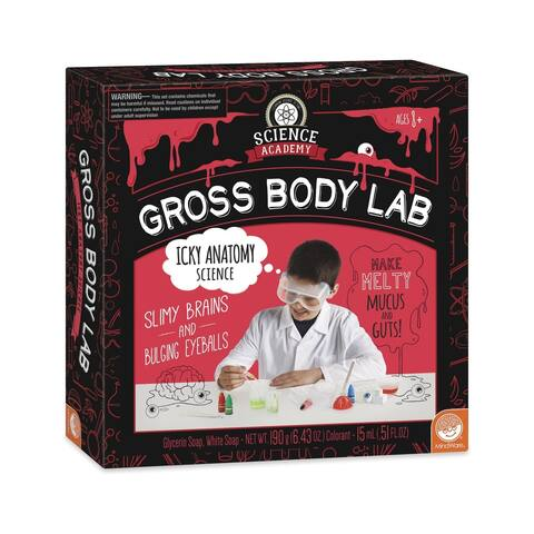 Science Academy - Gross Body Lab