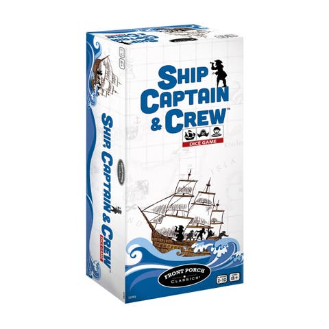 Ship, Captain & Crew