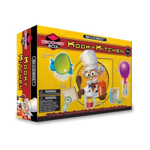 EIN-O Science Discovery Box - Kooky Kitchen