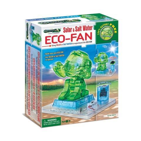 Greenex Solar & Salt Water Eco-Fan
